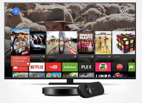 Google Nexus Player: una Android TV da 99$ che si trasforma in console