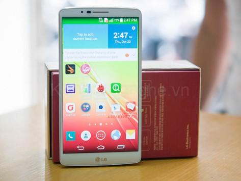 LG Liger, immagini e benchmark dello smartphone Odin [UPDATE] Il nome è G3 Screen