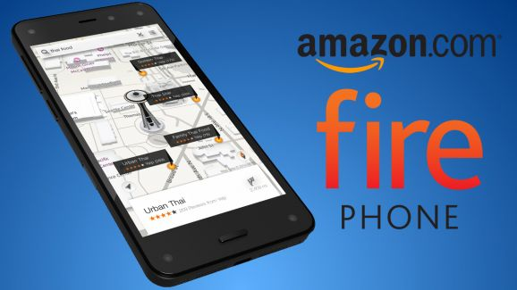 Amazon Fire Phone, un fiasco da 170 milioni di Dollari