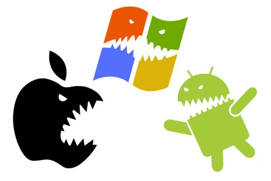 Apple e iOS restano leader nel mercato aziendale, ma Android mostra segni di vita