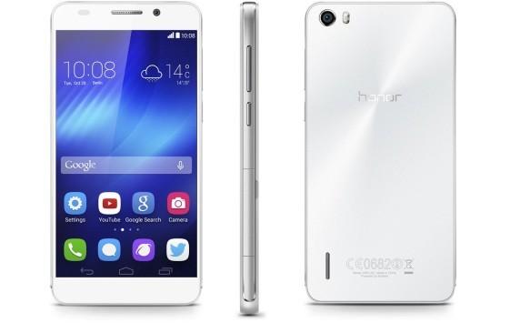 Honor 6: nuova casa e nuovo smartphone plasmati da Huawei