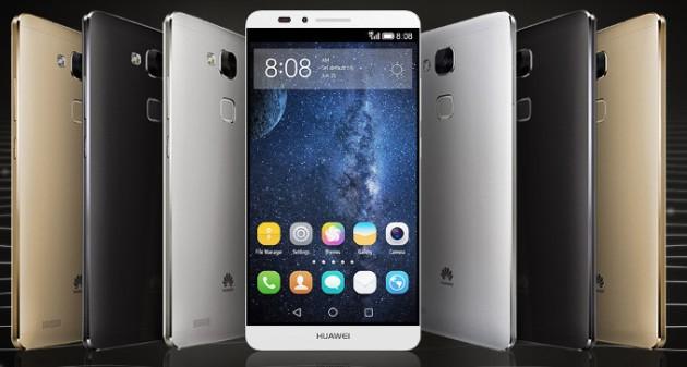 Huawei Ascend Mate 7, più di un milione di unità vendute in un mese