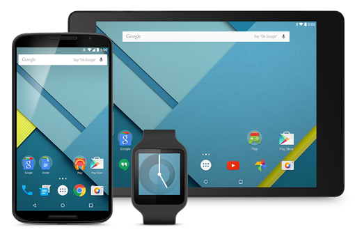 Android Lollipop: Google rilascia l' SDK