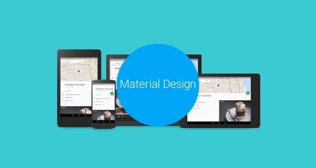 Material Design su Google Now: Compare uno screen