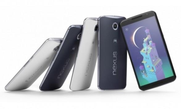 Nexus 6, preordini al via il 29 Ottobre negli USA