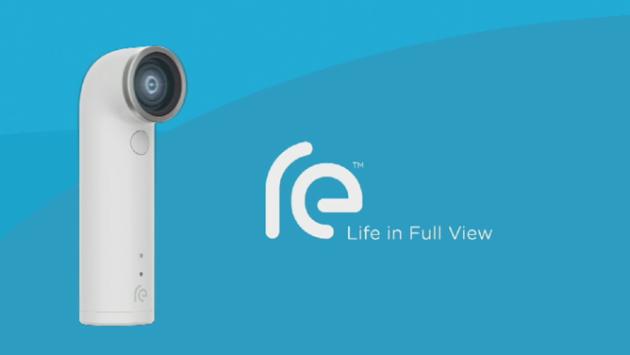 HTC Re camera: una sport camera (e non solo) da 16 MP