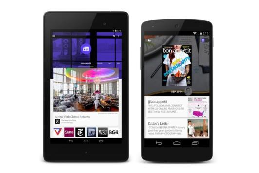 [App Spotlight] Google Play Edicola: nuova interfaccia in stile Material Design