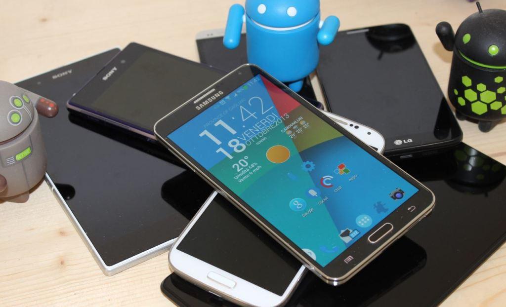 migliore smartphone android immagine