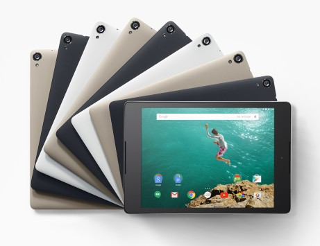 Nexus 9 disponibile sul Google Play Store