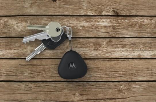 Motorola Keylink: il portachiavi smart per non perdere mai niente