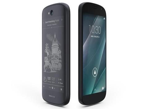 YotaPhone 2 arriva anche in Italia: doppio display, prezzo elevato