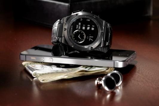 HP Chronowing: smartwatch realizzato in collaborazione con Michael Bastian