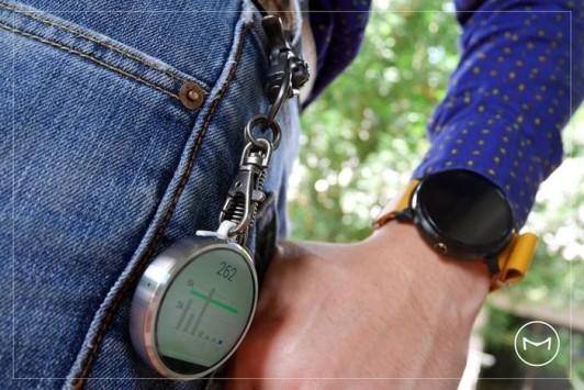 SteelConnect M: l'accessorio per trasformare il Moto 360