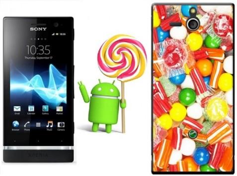 Sony Xperia U: spunta una custom ROM AOSP basata su Android 5.0 Lollipop