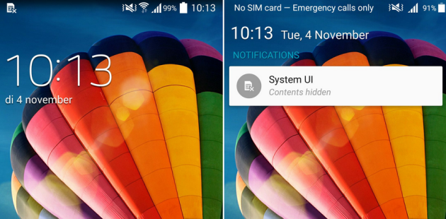 Samsung Galaxy S4 con Lollipop: video-confronto tra vecchia e nuova TouchWiz