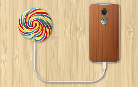 Lollipop ufficiale per Moto X e Moto G 2014,  via all'OTA