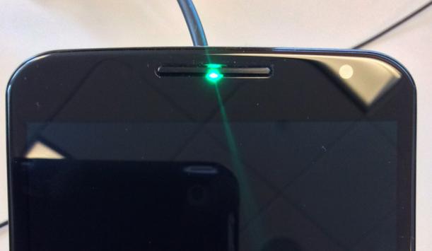 Nexus 6, il LED di notifica c'è e può essere configurato