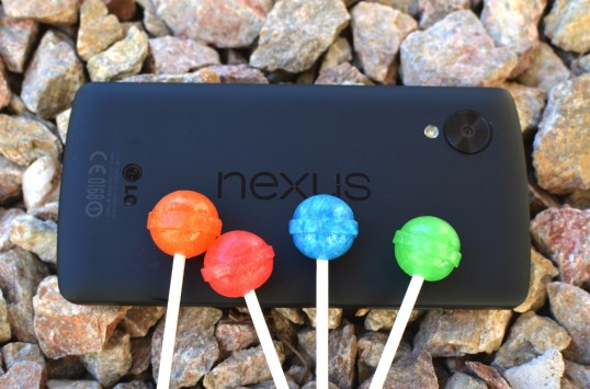 Android 5.0.1 Lollipop: factory image e OTA per i dispositivi Nexus