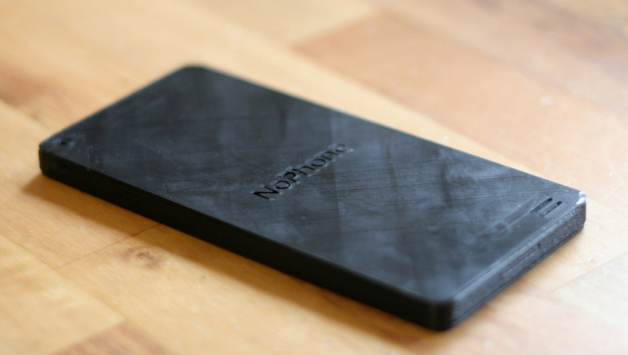 NoPhone, lo smartphone surrogato da 12 Dollari