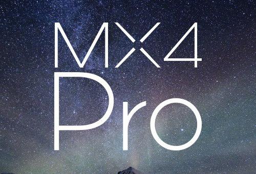 Meizu MX4 Pro presentato ufficialmente