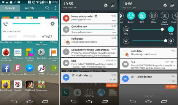 In rete una build di test di Android 5.0 Lollipop per LG G3 [GUIDA]