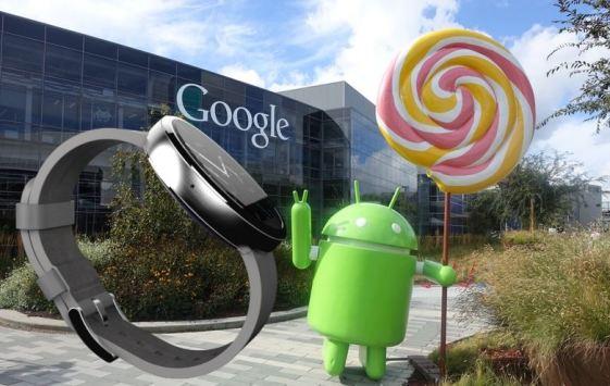 Android Wear 5.0 Lollipop: novità in arrivo sugli smartwatch