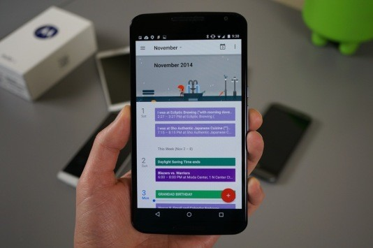 Google Calendar in Material Design: disponibile l'APK [DOWNLOAD]