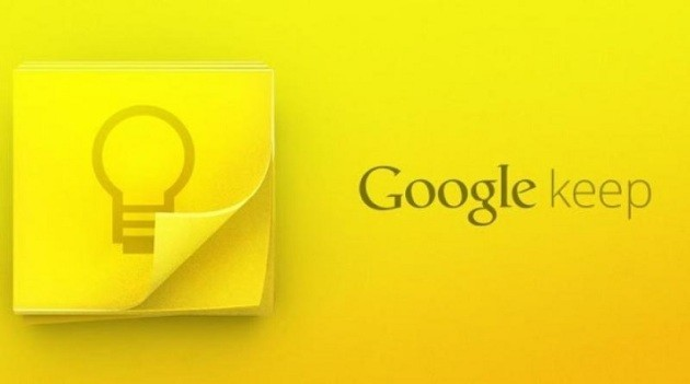 Google Keep riceve il Material Design  [DOWNLOAD]