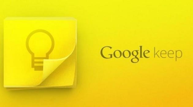 Google Keep: in arrivo un importante aggiornamento