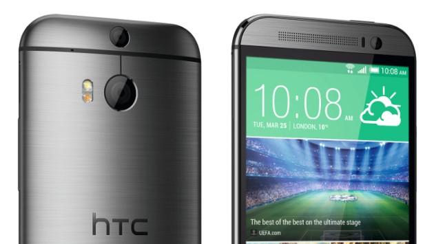 HTC One M8: primi screenshot di Lollipop e Sense 6.0