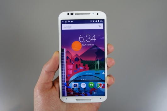 Motorola Moto X 2014 con Android Lollipop: eccolo in video