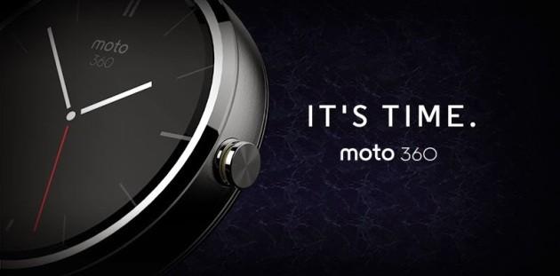 Moto 360: ecco le nuove watchfaces