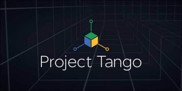 Project Tango sbarca sul Play Store ma non può essere acquistato