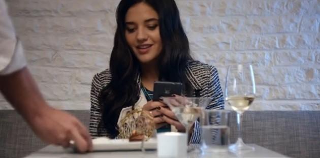 Samsung Galaxy Note 4: ecco una nuova serie di spot