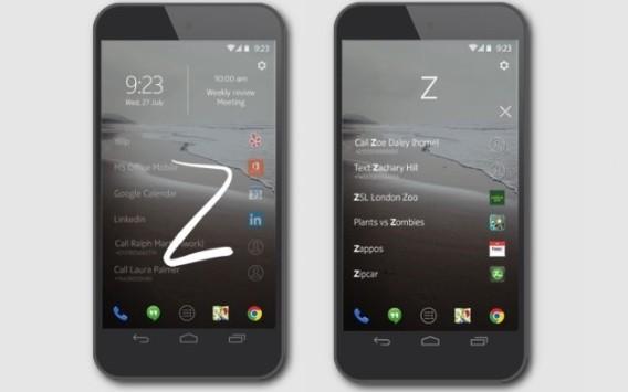Nokia Z Launcher potrebbe presto integrare un assistente virtuale