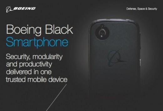 Boeing Black: nuovo sma