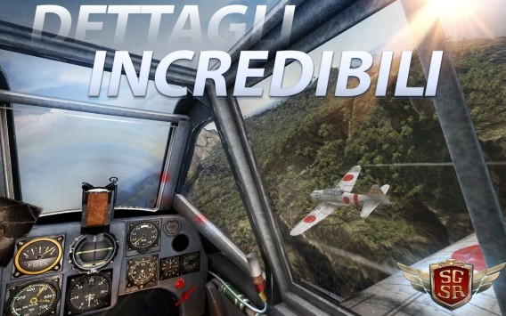 Sky Gamblers: Storm Raiders arriva anche su Android