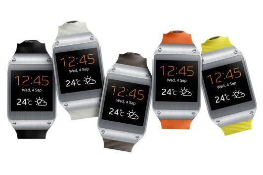Samsung Galaxy Gear si aggiorna alla versione NK1