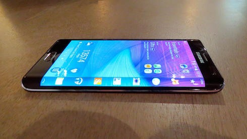Samsung Galaxy Note Edge:disponibile nei negozi Unieuro