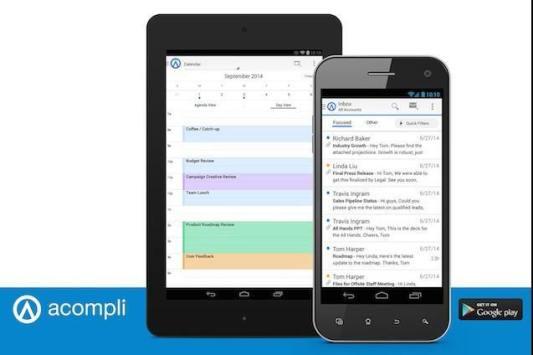 Microsoft acquista Acompli, app per email multipiattaforma