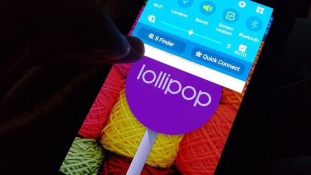 Samsung Galaxy Note 4 brand H3G si aggiorna ad Android 5.0 Lollipop