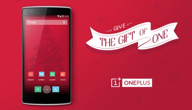 One Plus fa i saldi natalizi: nessun invito necessario per comprare One