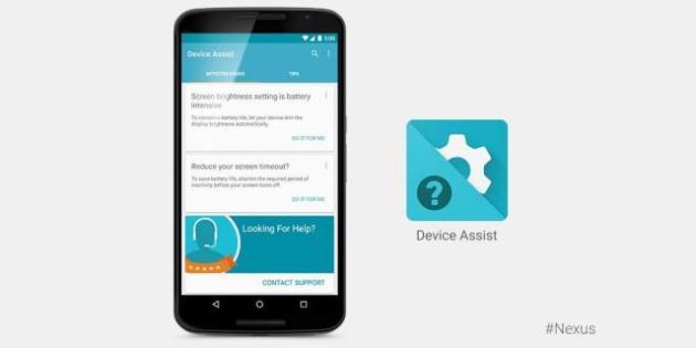 Device Assist: guide e supporto tecnico direttamente da Google sul proprio smartphone