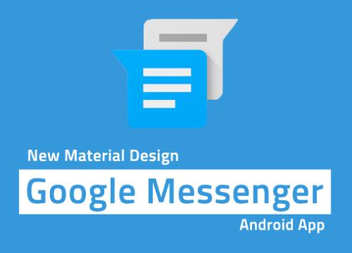Google Messenger si aggiorna alla versione 1.4 e introduce gli sticker