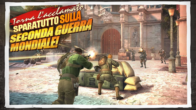 Brothers in Arms 3, eccolo per Android