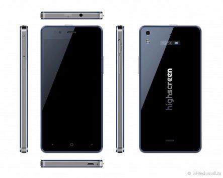 Highscreen ICE 2, dalla Russia ancora uno smartphone con doppio display