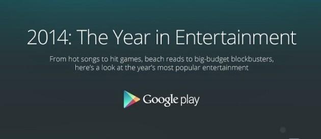 Google Play Store: Le apps, i giochi ed i film più popolari del 2014!
