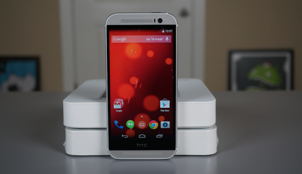 HTC One M8 GPE: update a Marshmallow entro ottobre
