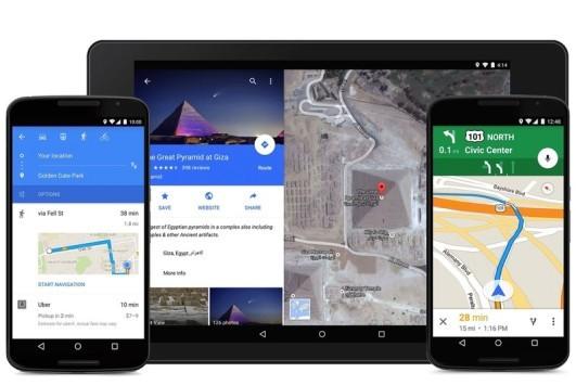 Google Maps ora vi guida in autostrada