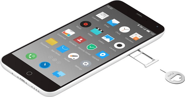 Meizu M2 Note: svelate le presunte specifiche tecniche